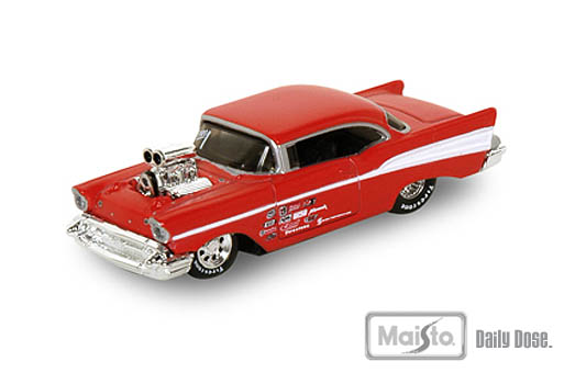 57chevyred