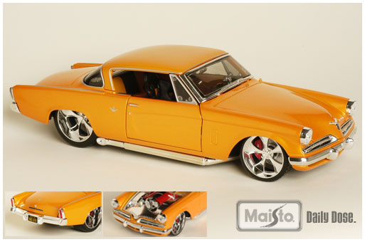 31346 1:18 All Stars — 1953 Studebaker Starliner
