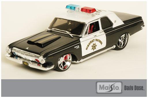 1963 Dodge 330 — 1:18 ProRodz #31345