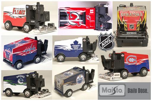 Maisto NHL Zamboni® die-cast