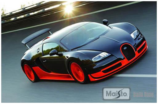 Bugatti Veyron Super Sport |