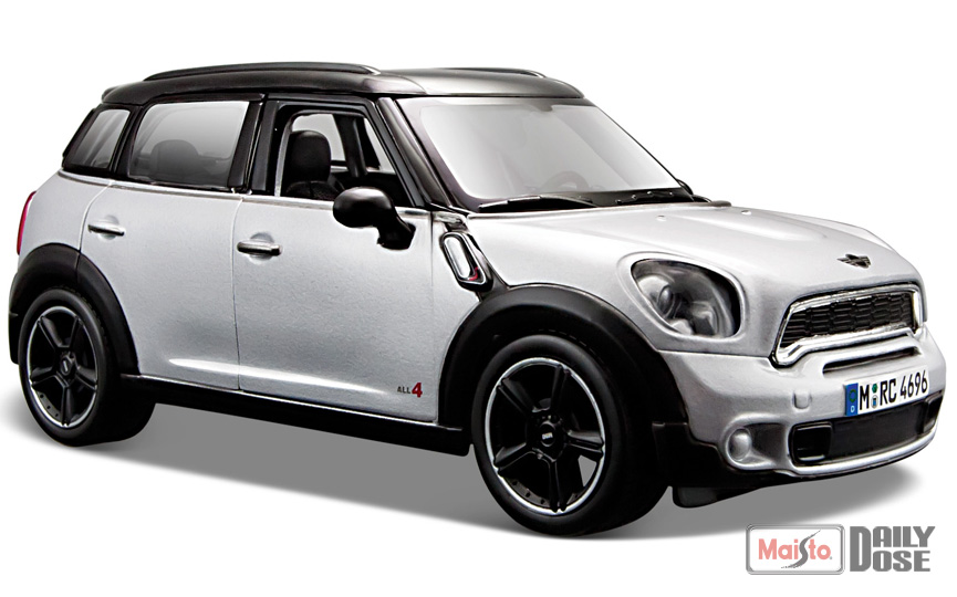 the 1 24 se mini countryman. Black Bedroom Furniture Sets. Home Design Ideas